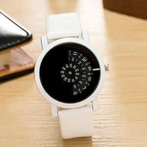 Accessories - ⌚️NEW⌚️ Unisex Creative Leather Strap Quartz Watch